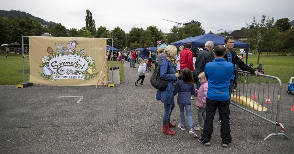 Dorfnetz Sommerfest 16